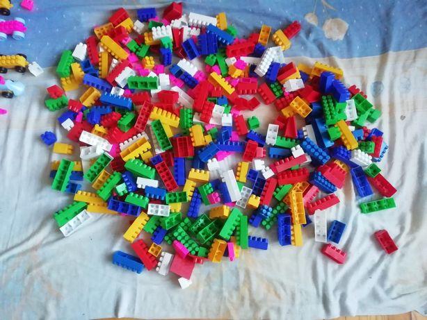 Конструктор крупный. Лего. Lego.