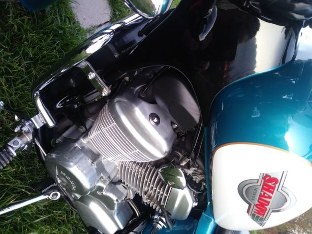 silnik HONDA SHADOW 600 hopper Super idealny stan