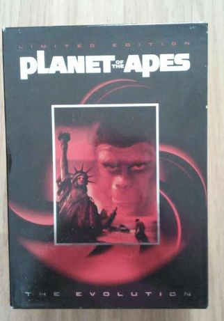 Vendo DVD's Planet of The Apes, Limited Edition
