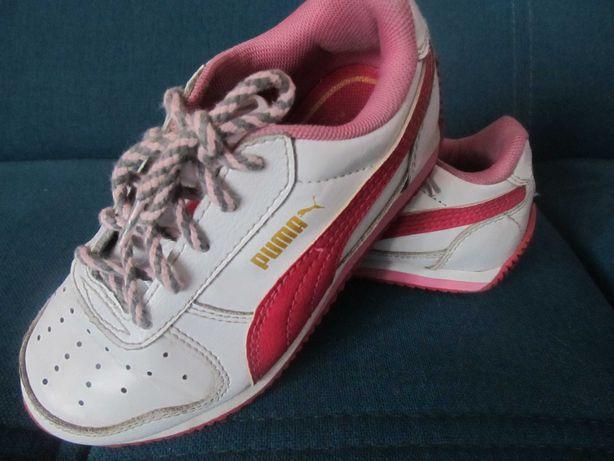 buty skórzane Puma r. 28 wkładka 17 cm