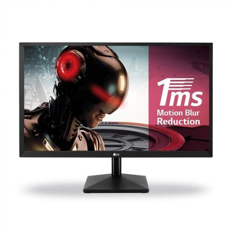 2 Monitores 24'' LG Full HD HDMI 1ms 75Hz