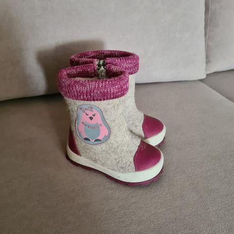 Зимове взуття Котофей