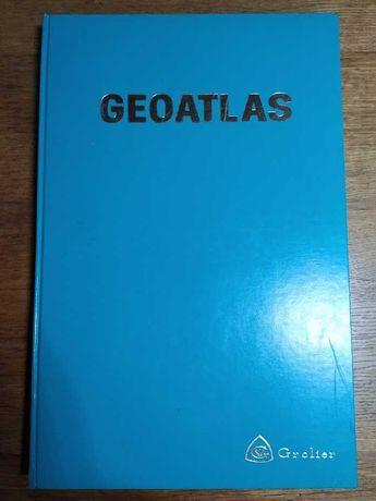Geoatlas Grolier  1967