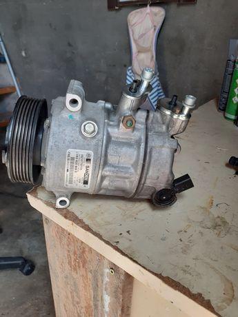 Compressor de ar condicionado Volkswagen golf