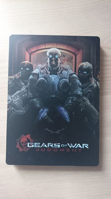 Steelbook Gears of War