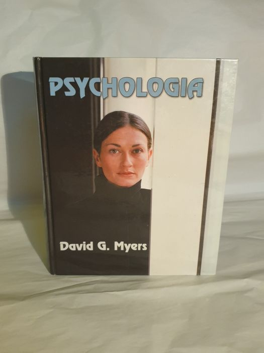 Psychologia, David G. Myers Leszno - image 1