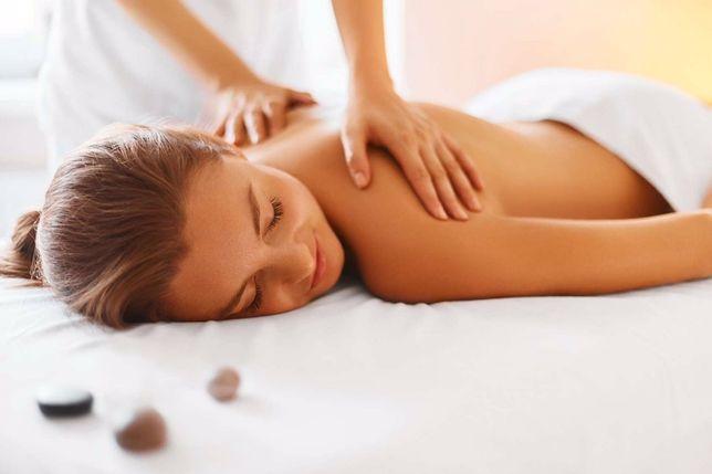 Masaż leczniczy, relaksacyjny,rehabilitacja w domu pacjenta