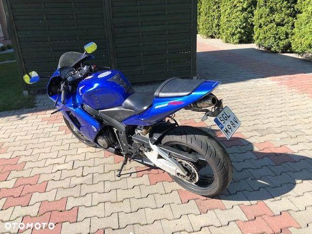 Honda CBR cbr600rr, dobry stan techniczny, dowóz, prywatna