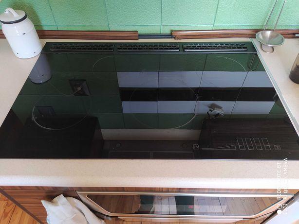Solgas płyta kuchenna gaz pod szkłem