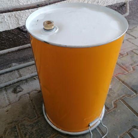 Beczka metalowa używana z gniazdem szybko wtykowym