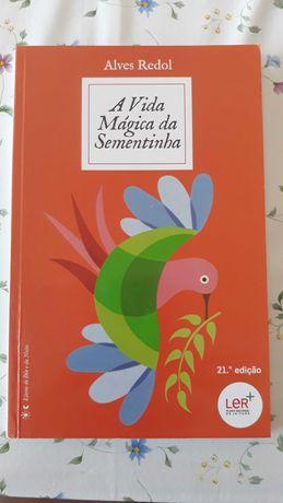 A Vida Mágica da Sementinha - Livro