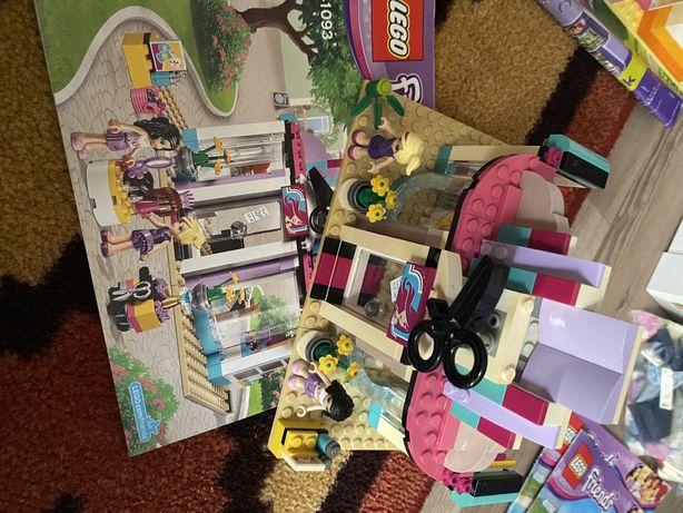Cabeleireiro Lego Friends