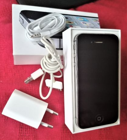 IPhone 4s 16GB Czarny