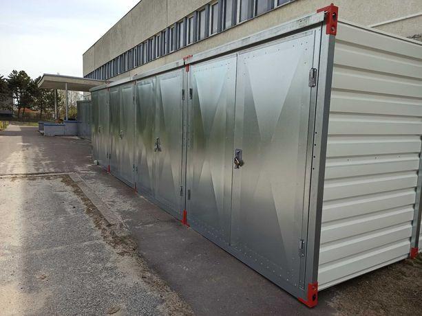 Magazyn samoobsługowy 9m2, self storage, garaż, schowek, kontener