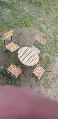 Komplet mebli ogrodowych,na taras.