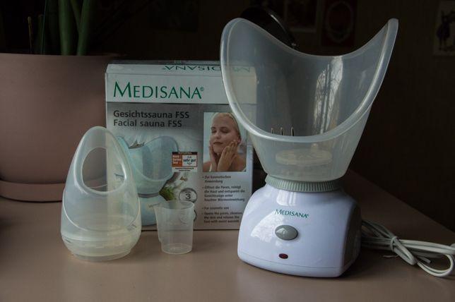Сауна для лица + ингалятор Medisana FSS