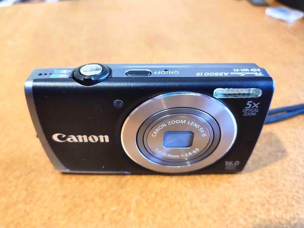Vendo Máquina fotográfica digital CANON PowerShot A3500 IS (WiFi)