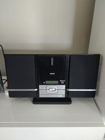 Leitor de CD rádio e com função bluetooth