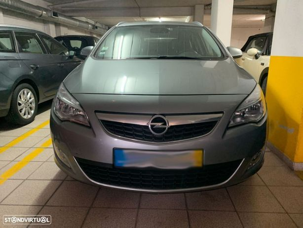 Opel Astra Sports Tourer 1.7 CDTi Cosmo S/S