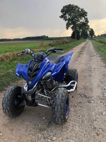 QUAD Yamaha YFM 350 Raptor