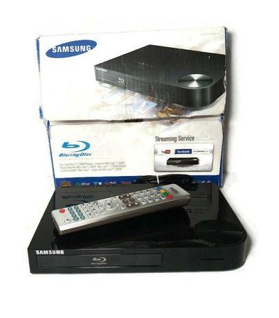 Odtwarzacz DVD/Bluray Panasonic BD-F5100