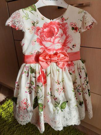 Нарядное, пышное платье на годик, юбка-пачка, пишна спідниця от TU