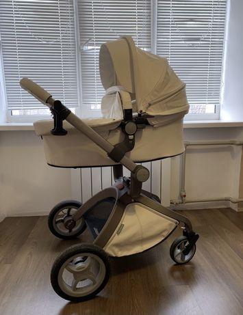 Продам коляску Hot Mom 2в1 цена 6500 тыс. возможен торг на пересылку.