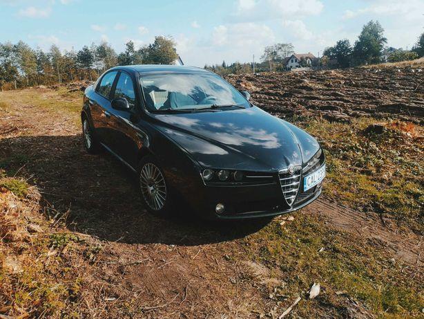 Alfa Romeo 159 1.9 8V JTDm bez  DPF