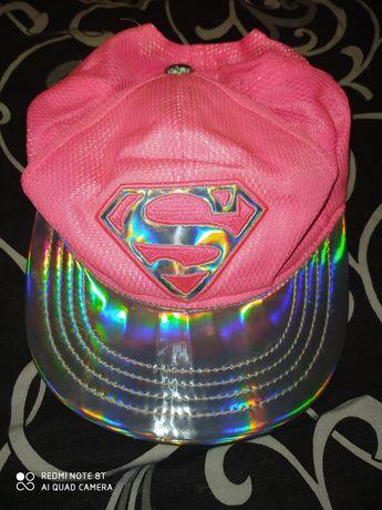 Кепка, бейсболка Supergirl