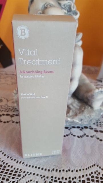 BLITHE Liftingująco-rewitalizująca esencja Vital Treatment 8 Nourishin