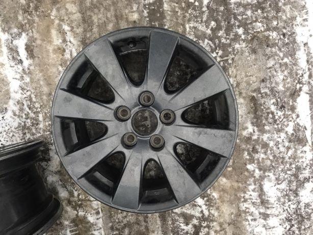 Оригинальные диски Toyota R16 5*114,3