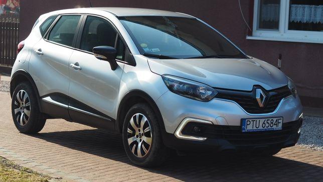 Renault Captur lift 50tyś przebiegu 1.5dci