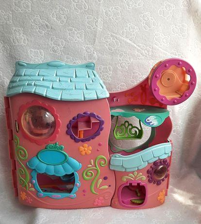 Будиночок для кіндерів фігурок домик дисней для фигурок