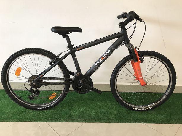 """Велосипед, б/у , ROCKRIDER 5.2 JR-24""""рама « xs » 35 см , з Європи !"""