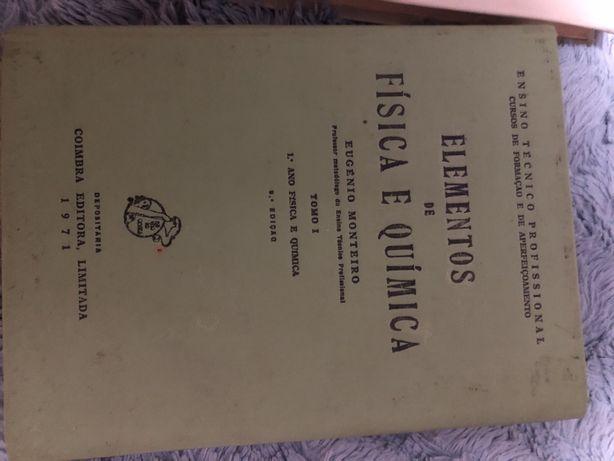 Livro elementar Fisica e Quimica