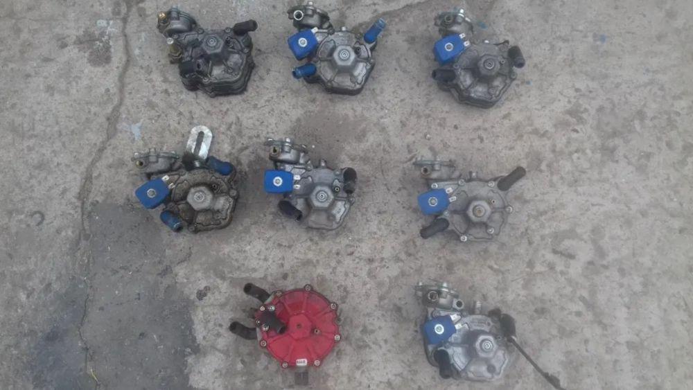 Газовый редуктор на Авто Никополь - изображение 1