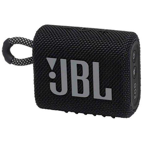 JBL GO 3 Coluna Bluetooth Portátil