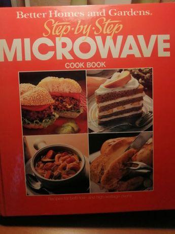 МЕНЯЮ: красочные кулинарные книги-ФОТОАЛЬБОМЫ на английском языке.