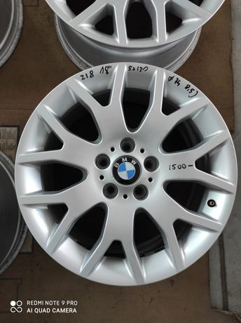 218 felgi aluminiowe ORYGINAŁ BMW R18 5x120