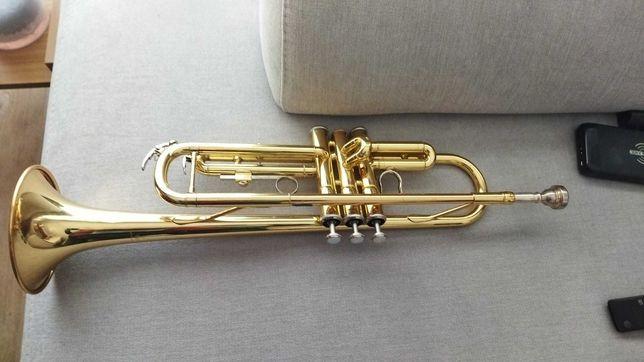 Trompete Yamaha em Sib