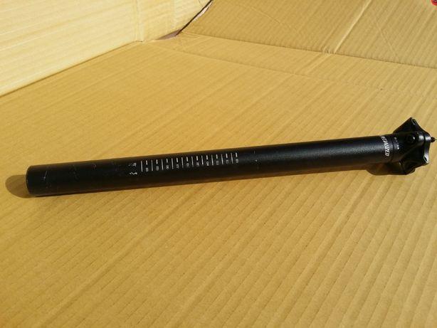 Sztyca Specialized 30.9 MTB XC Enduro Trail Czarna wspornik siodła