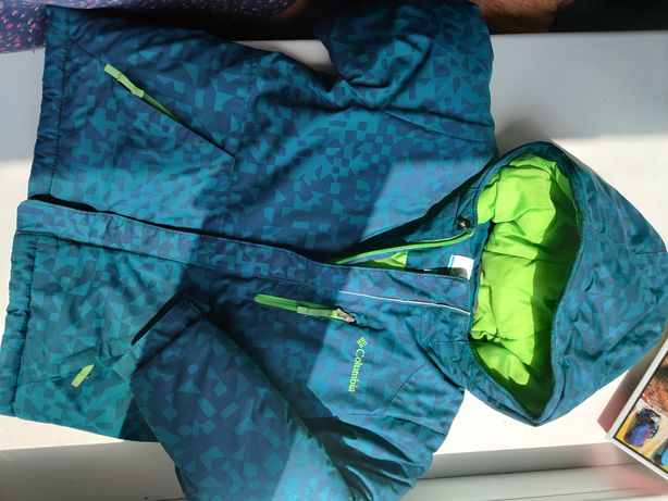 Зимняя куртка Columbia 4Т