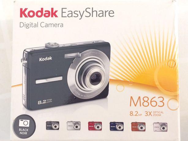 Máquina fotográfica Kodak M863 como nova