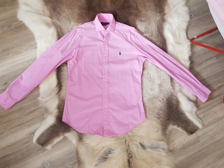 Koszula różowa Ralph Lauren
