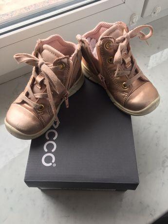 Кроссовки сникерсы полуботинки Ecco размер 22.