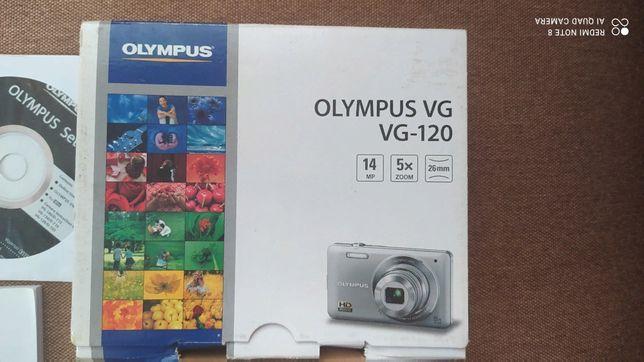 Цифровий фотоапарат OLYMPUS