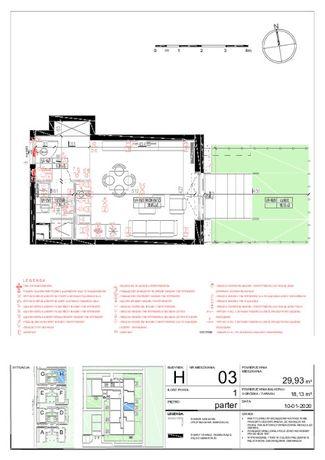 Promocja!! - Sprzedam 30 m2 kawalerkę- ogródek gratis !! Tarchomin