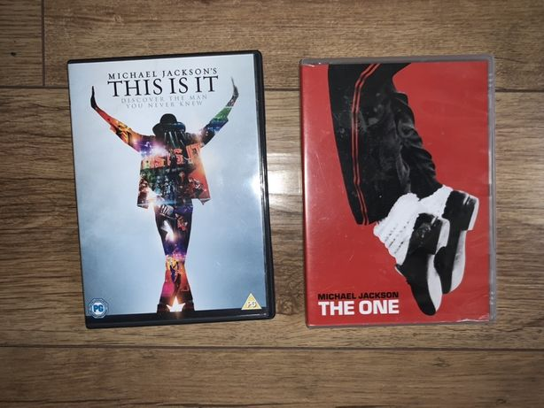 Dla prawdziwych fanów! Michael Jackson dwie płyty dvd!