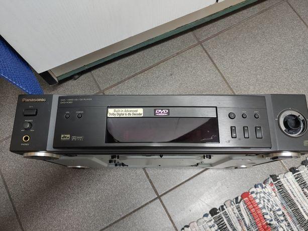Odtwarzacz DVD PANASONIC-A360 na części