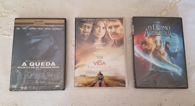 DVD's novos selados - NOVOS